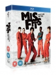 MisFits – Series one and two | Blu-ray